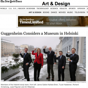 The Guggenheim – Leveraging their brand